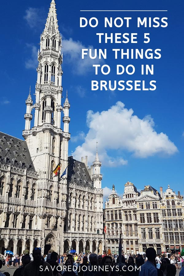 Fun things to do in Brussels Belgium