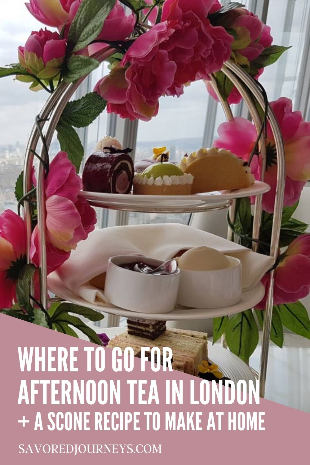 All About Afternoon Tea + Where to Go in London