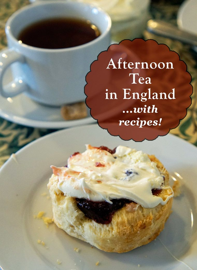 While in England, we learned all about afternoon tea and even made our own.