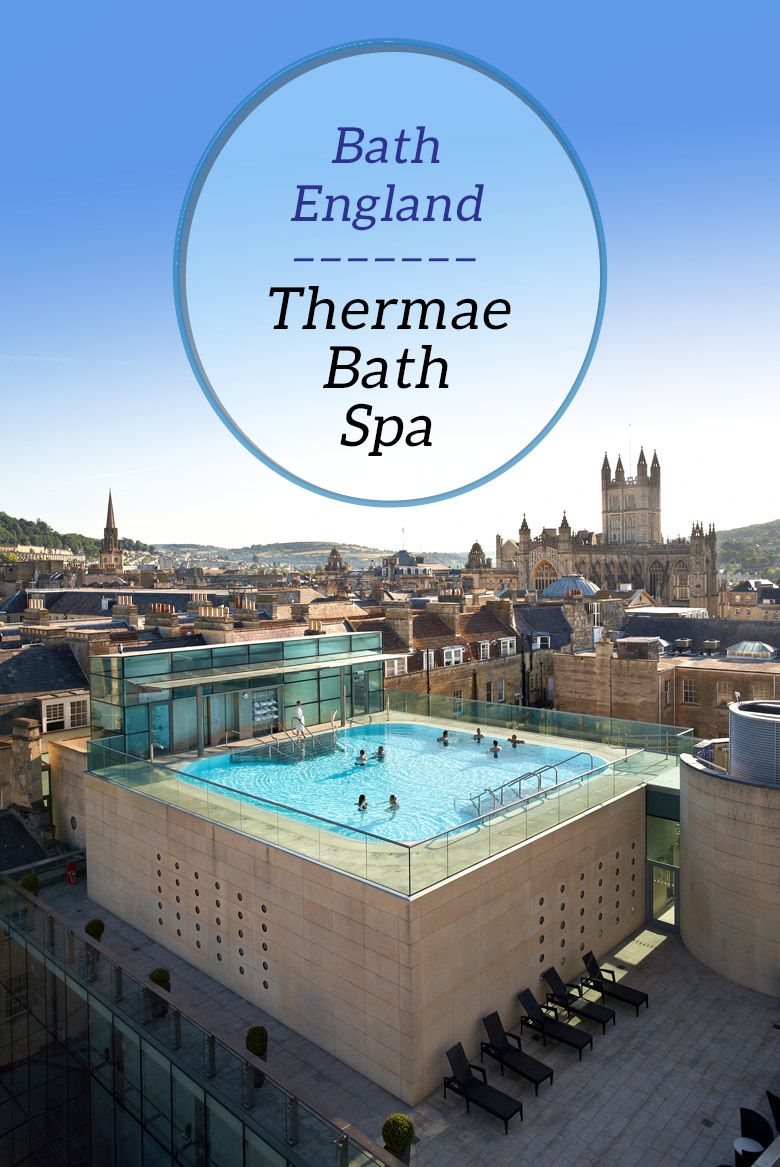 Soaking in the warm waters of thermae bath spa bath for Warm destinations in march