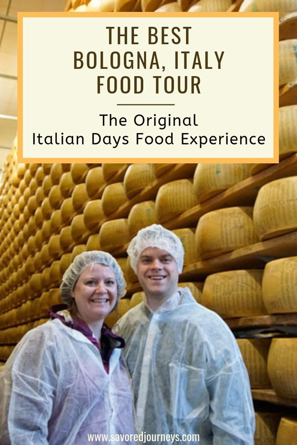 Italian days food experience