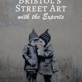 Touring Bristol's Street Art with the Experts from WHERETHEWALL