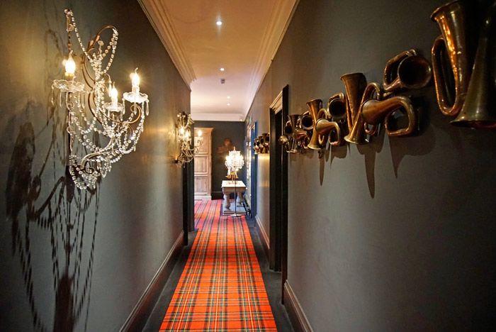 glazebrook hallway