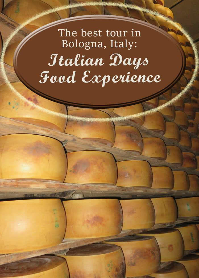 The best tour in Bologna: Italian Days Food Experience