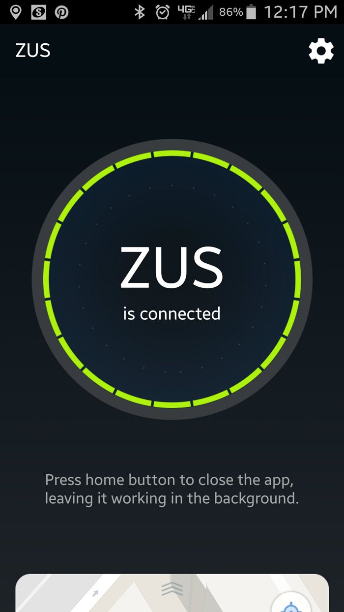 ZUS car locator and device charger in one by Nonda