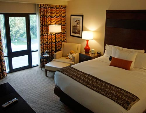 Hotel 43 in Boise, Idaho