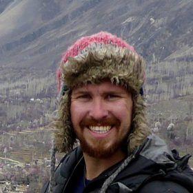 Will Hatton of The Broke Backpacker