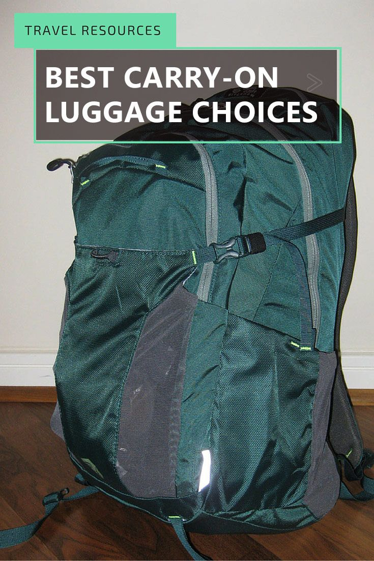 Avoid the overhead bin war: best carry-on luggage choices