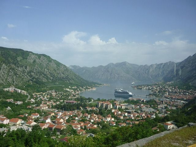 Montenegro is a beautiful country, even if you're just driving through!