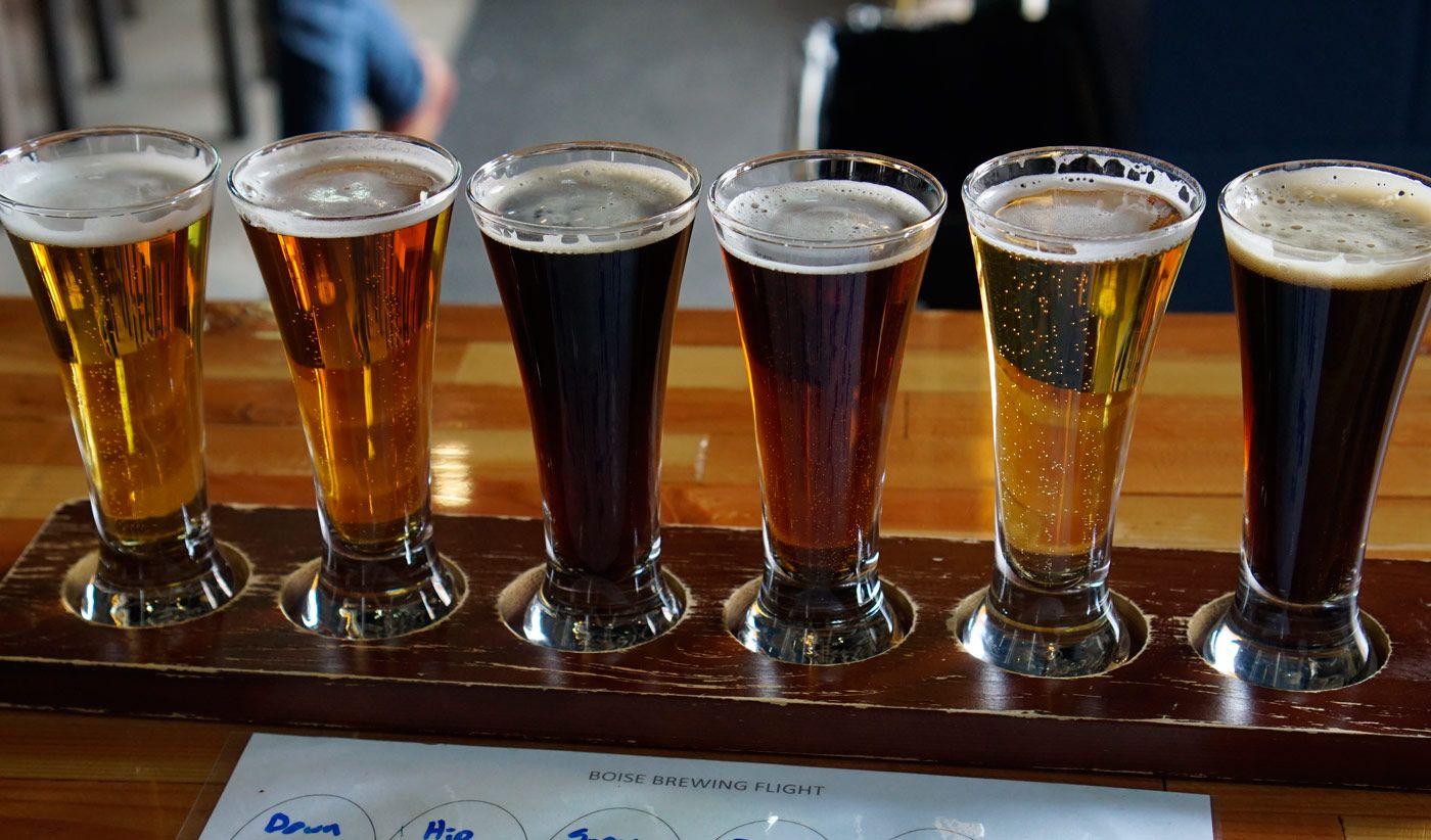 Craft Beer Journeys