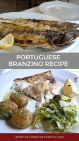 Whole Branzino Recipe