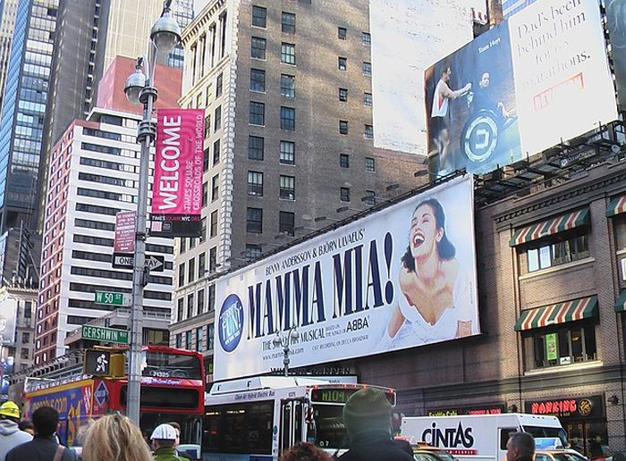 Broadway shows in NYC