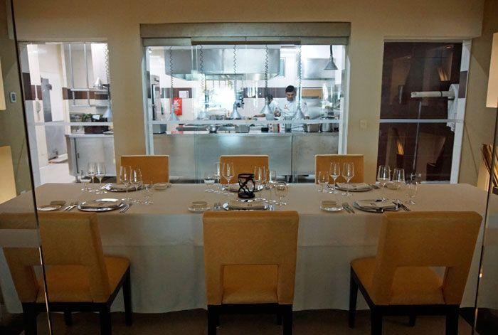 d'Italia's private chef's dinner