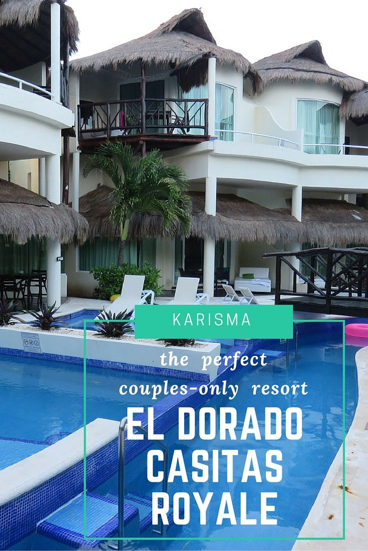 The perfect couples-only resort in Riviera Maya: El Dorado Casitas Royale