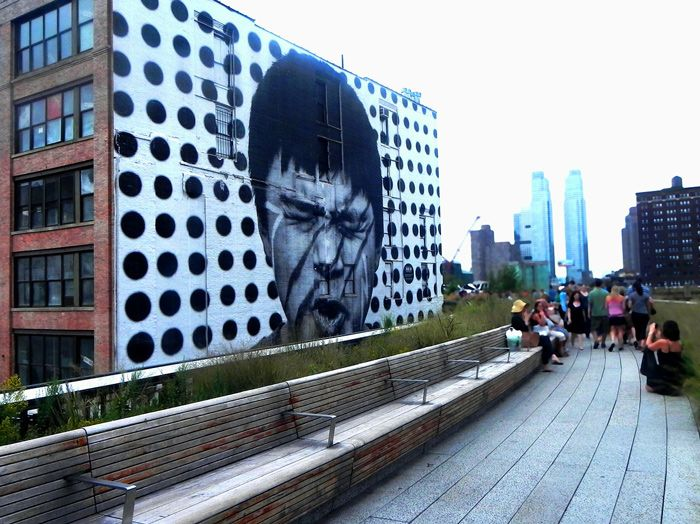 The Highline in NYC