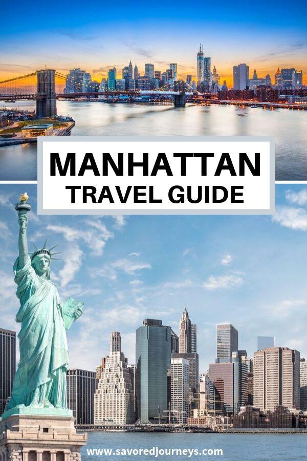 Manhattan travel guide