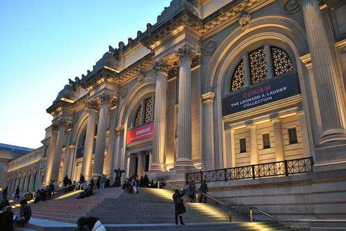 Metropolitan Museum of Art in NYC