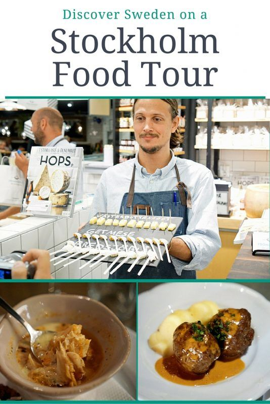 Discover Sweden on a Stockholm Food Tour