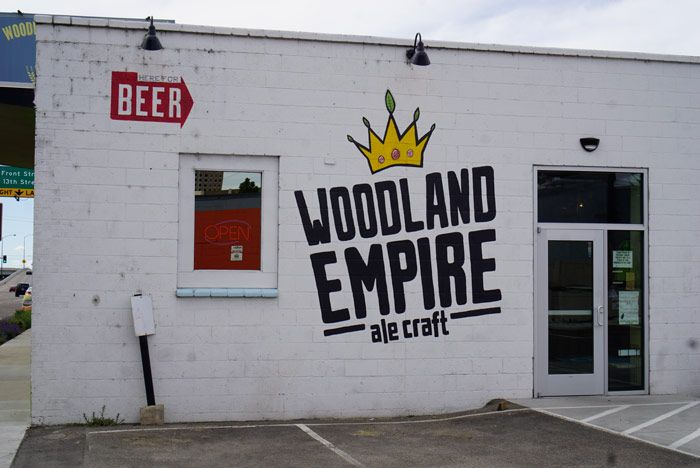 Woodland Empire