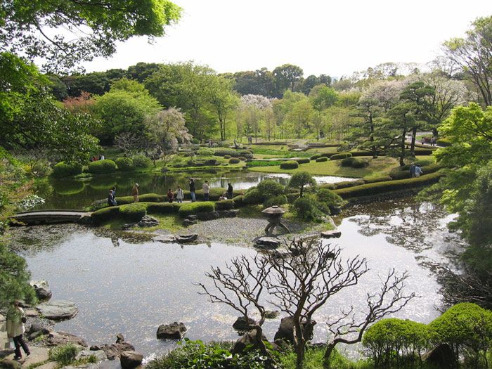 Tokyo Imperial Palace East Garden