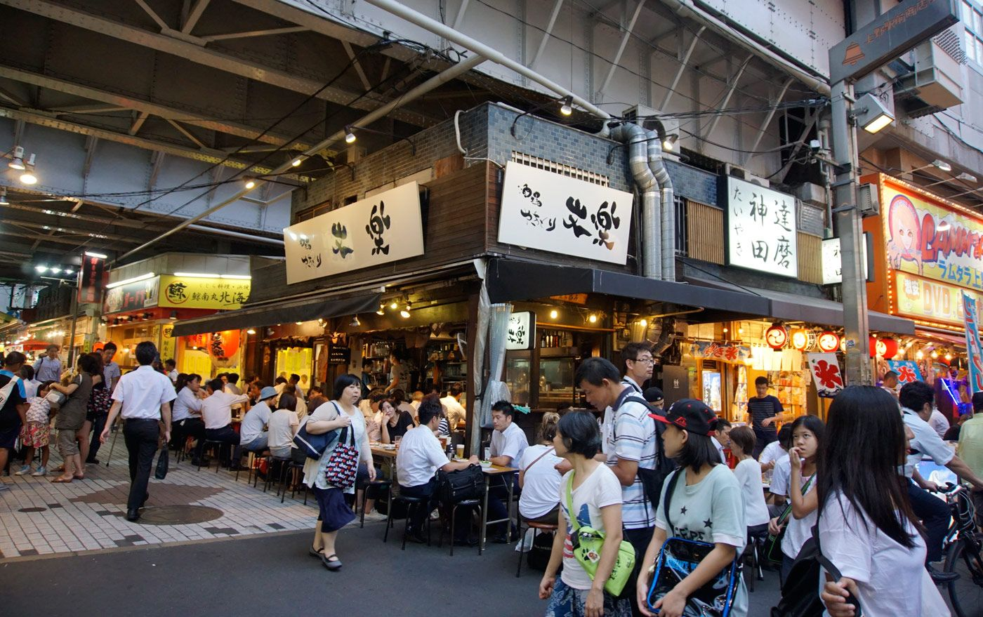 Discover the Tokyo Food Scene on an Izakaya Tour