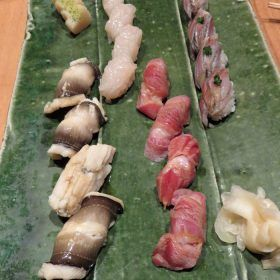 Omakase is a great way to try fish you don't already know