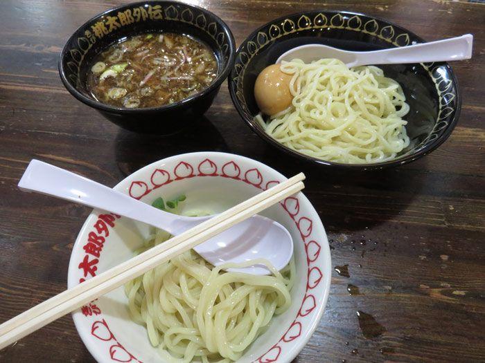 Tsukemen from Tetsu