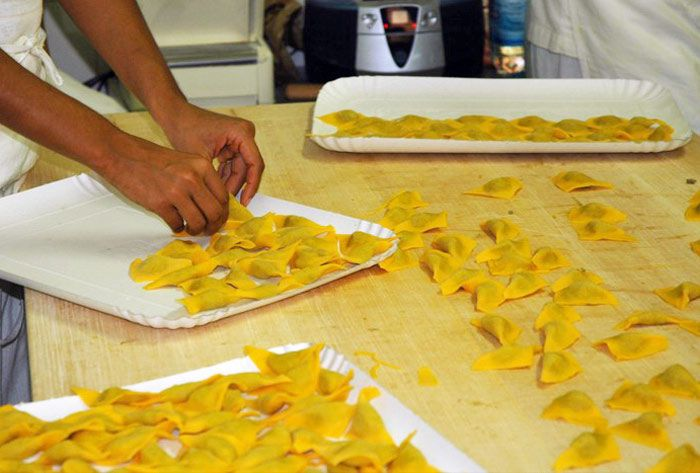 Pasta-Making Class in Bologna