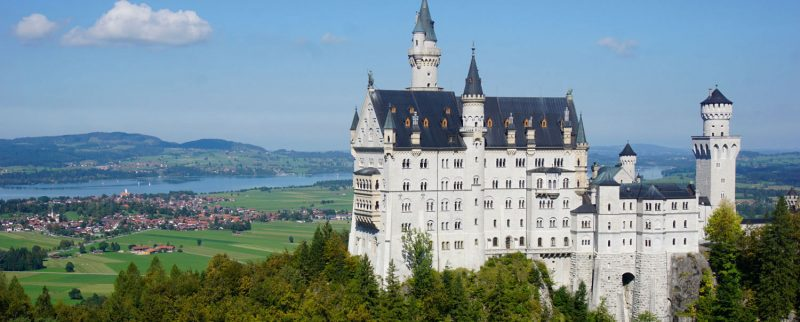 Munich to Neuschwanstein Castle