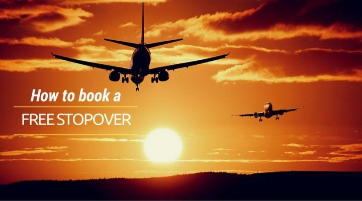 How to book a free stopover