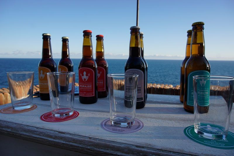 Popaire craft brewery in Blanes