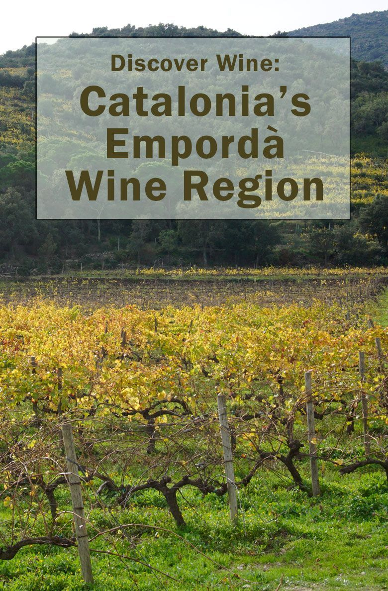 Discover a new wine regions of the world: Catalonia, Spain's Emporda wine region