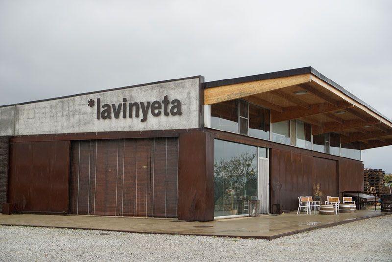La Vinyeta winery near Peralada