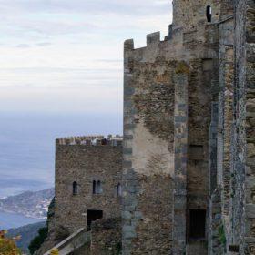 San Pere de Rodes Monastery in Catalunya