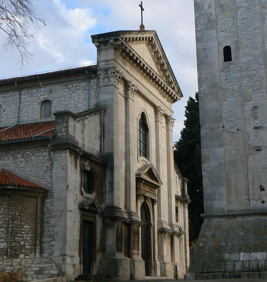 Pula Cathedral