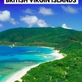 British Virgin Island Beaches