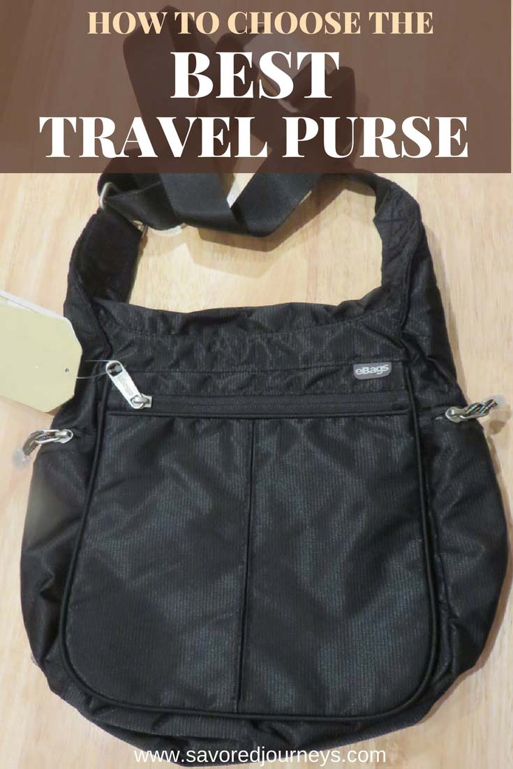 Ultimate Guide to Choosing the Best Travel Purse | Savored Journeys