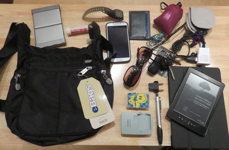 The best travel purse for international travel fits everything you need without being cumbersome.