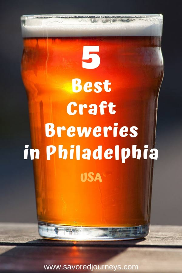philadelphia craft breweries
