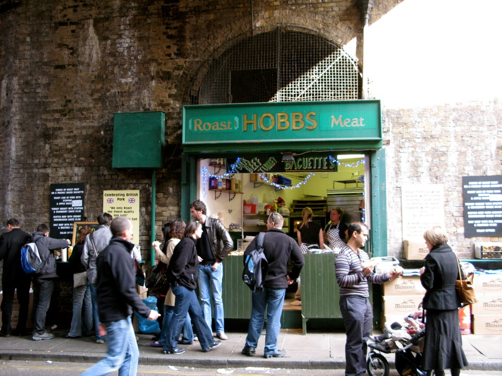 Hobbs Meat Roast