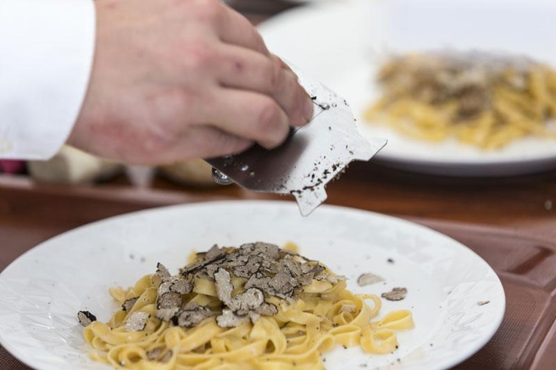 Istria white truffles