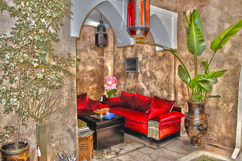 Stay in a Riad in Morocco