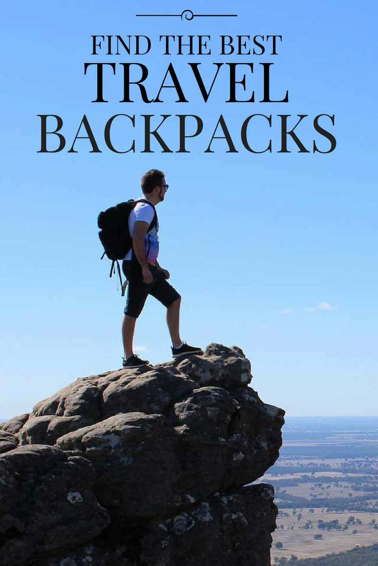 Need a backpack for travel? Find the best travel backpack for your needs here!
