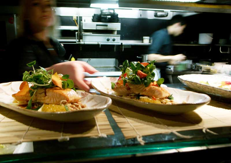 Fishmarket's great fish dishes