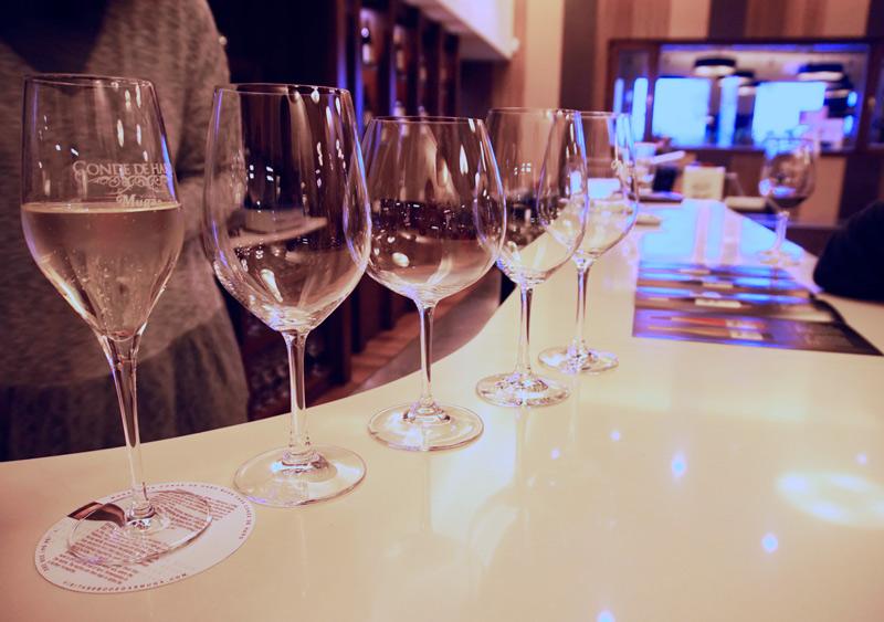 muga wine tasting
