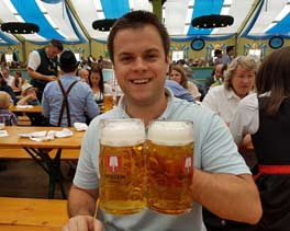 Nick Lynch - Oktoberfest