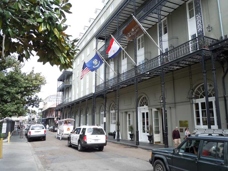 bourbon street hotels with balcony Top Hotels In New Orleans Near Bourbon Street Savored Journeys