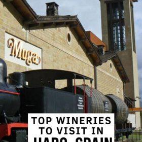 wineries in Haro
