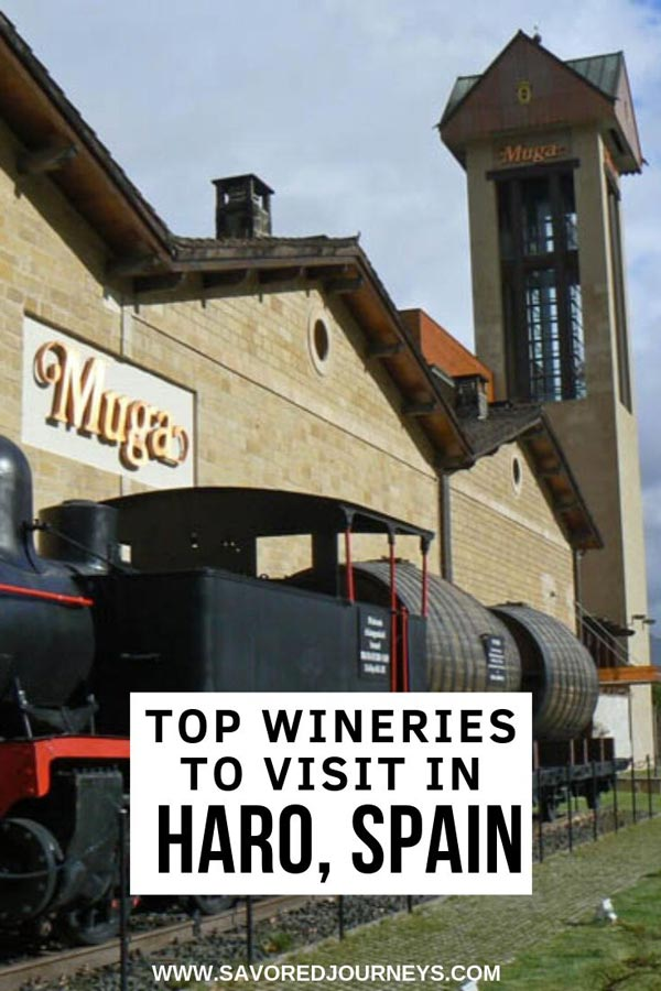 wineries in Haro
