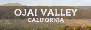 Ojai Valley wine region California